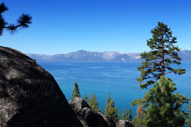 Atlantic to Pacific Guided Motorcycle Tours, Lake Tahoe