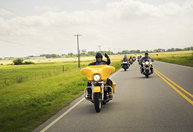 Route 66 self drive motorcycle tour - Tulsa