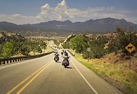 Route 66 self drive motorcycle tour - Santa Fe