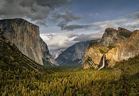Western Highlights 2 self drive motorcycle tour - Yosemite