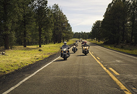 Western Highlights 2 self drive motorcycle tour - Flagstaff