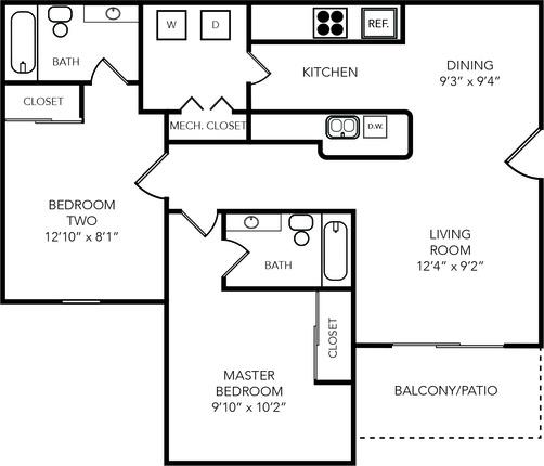 Apartments in champaign il