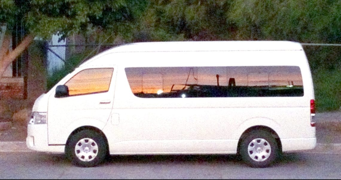 transport services to Loreto