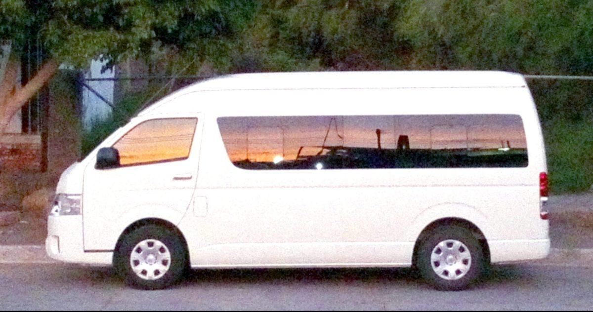 transport services to Loreto