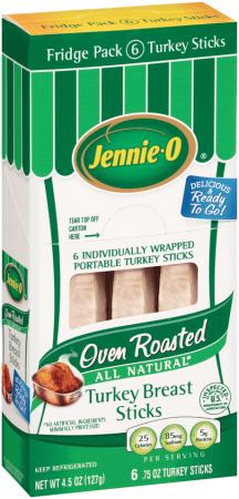 Oven Roasted Turkey Breast Sticks Jennie-O