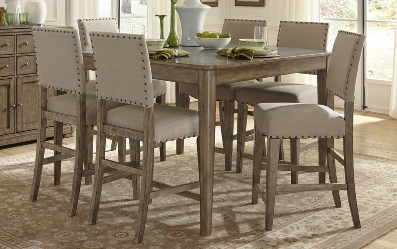 Counter Height Set Dining EFurniture Mart Home