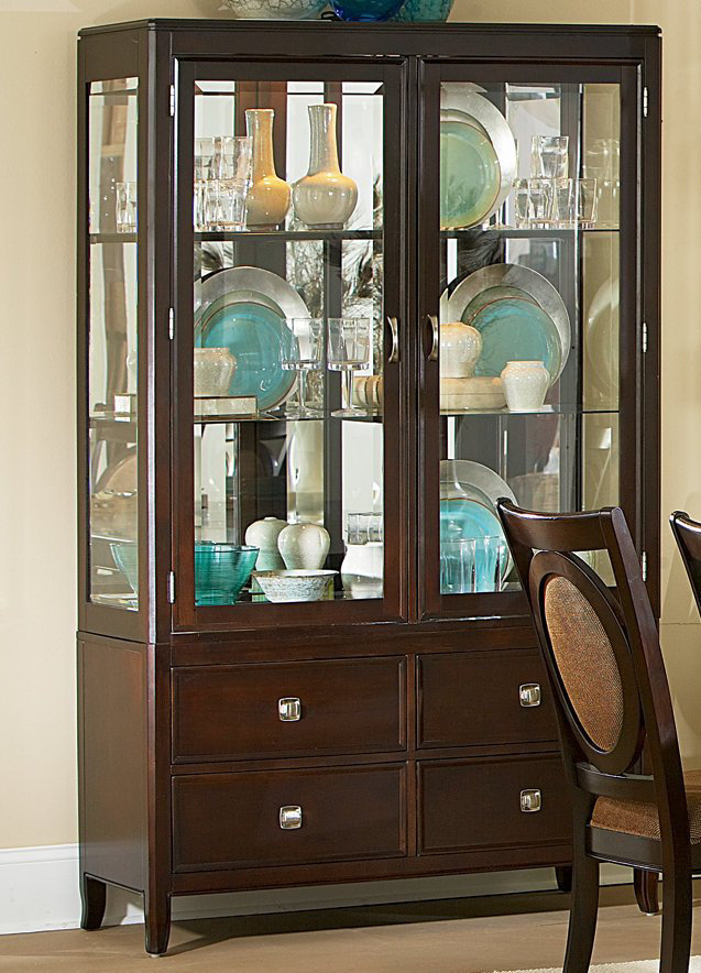 China Amp Curio Cabinets Kitchen Amp Dining Room Furniture