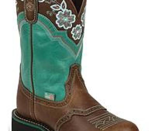 Gypsy Fatbaby Cowgirl Boots