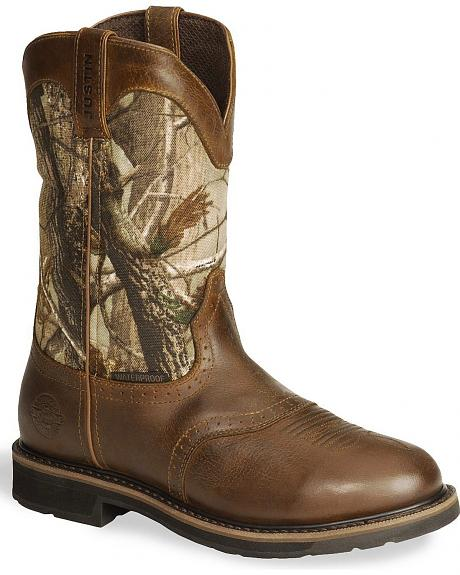 Ariat Boots Waterproof Tall