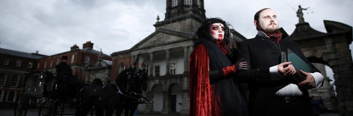 "<span id=""halloween"">Dracula en inspiratiebron Dublin</span>"
