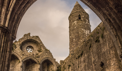 4. Rock of Cashel in county Tipperary