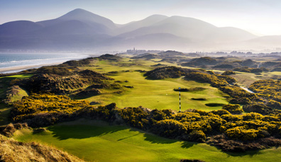 The best golf course in the world