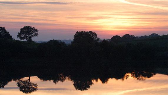 A Cavan lake