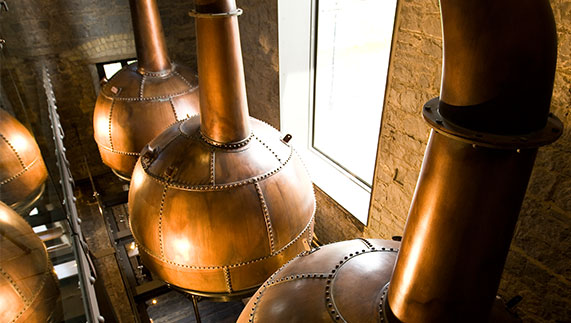 Tullamore Distillery, County Offaly
