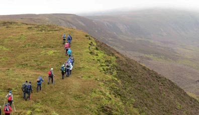 Das Fermanagh Walking Festival