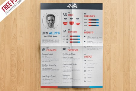 Best Free Resume Templates For Designers creative resume cv