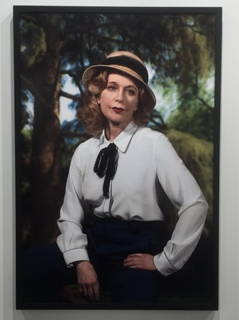 CINDY SHERMAN Untitled (2016) at Metro Pictures (New York) at Art Basel