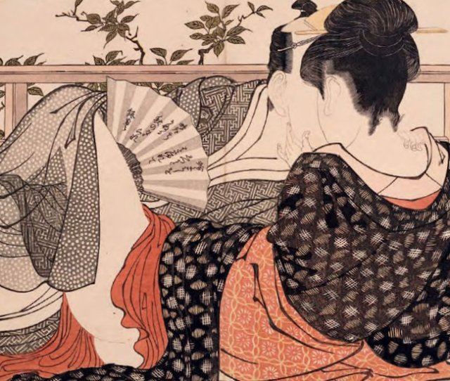 Why Does Japan Have Such Great Art Porn A Short Steamy History Of Japanese