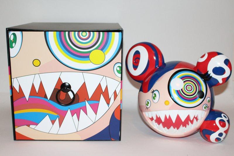 Takashi Murakami Jellyfish Eyes Print