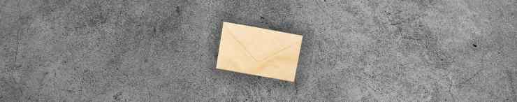 Today's Devotional Our Daily Bread 3 December 2019 Devotional - The Lost Envelope