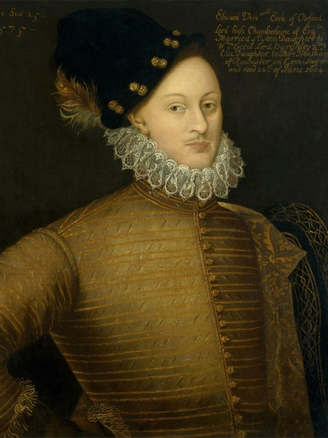 Was the Earl of Oxford the author of Shakespeare's plays?