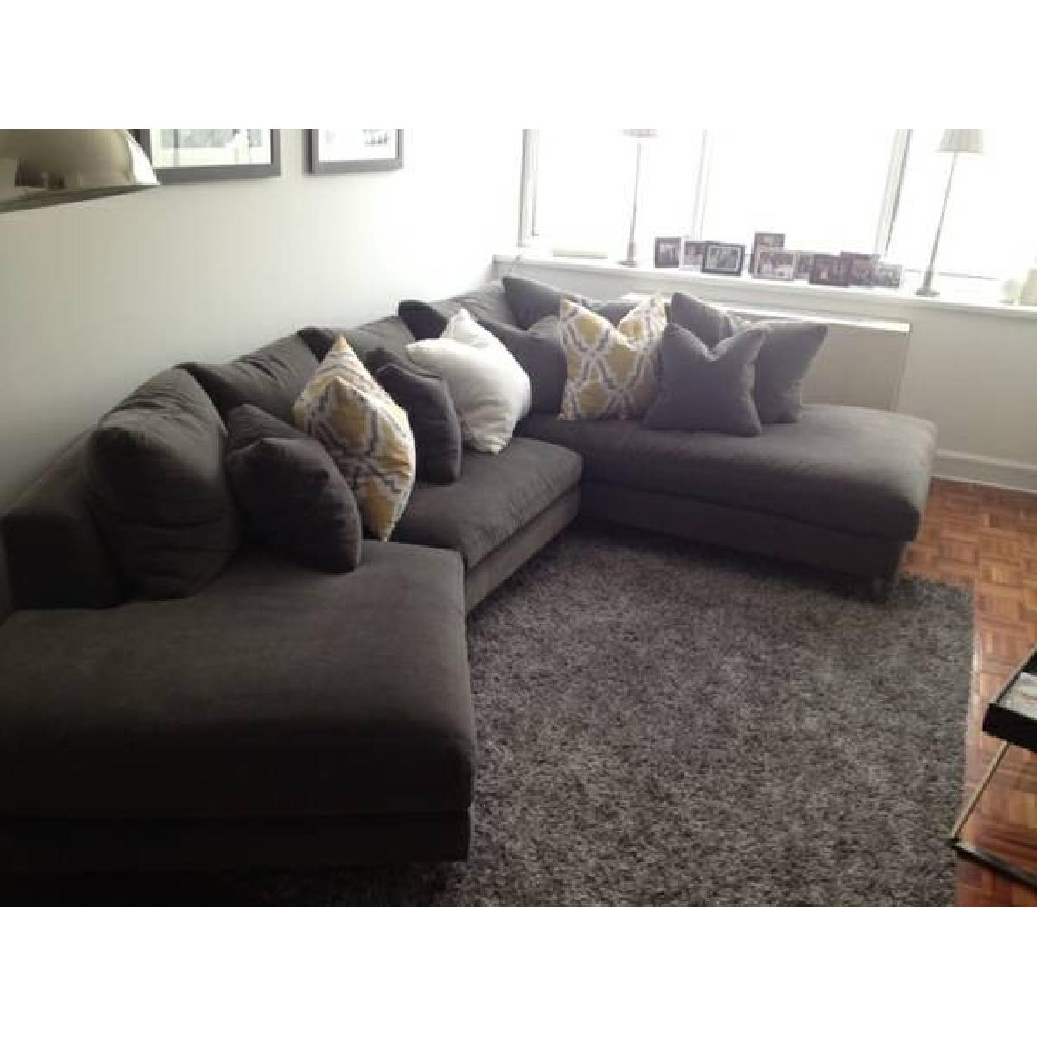 room board hayes right angled sectional sofa