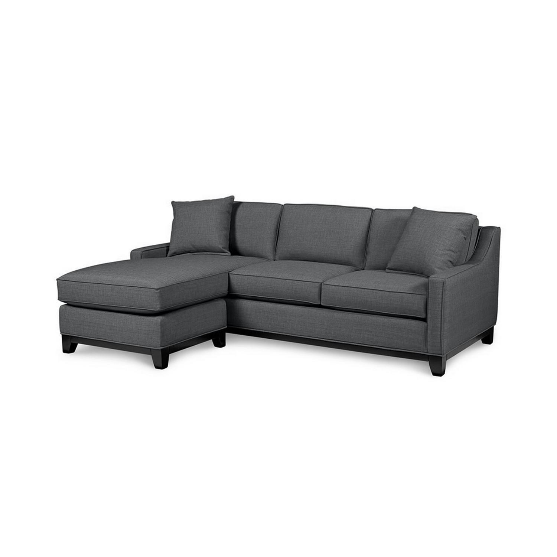 macy s keegan 2 piece fabric sectional sofa