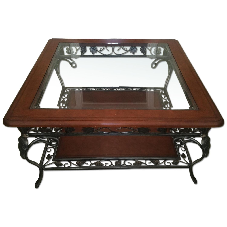 marlo furniture formal coffee side table