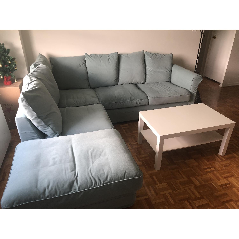Gronlid Aptdeco Sectional Sofa Ikea 4 Seat 5jc4r3laq