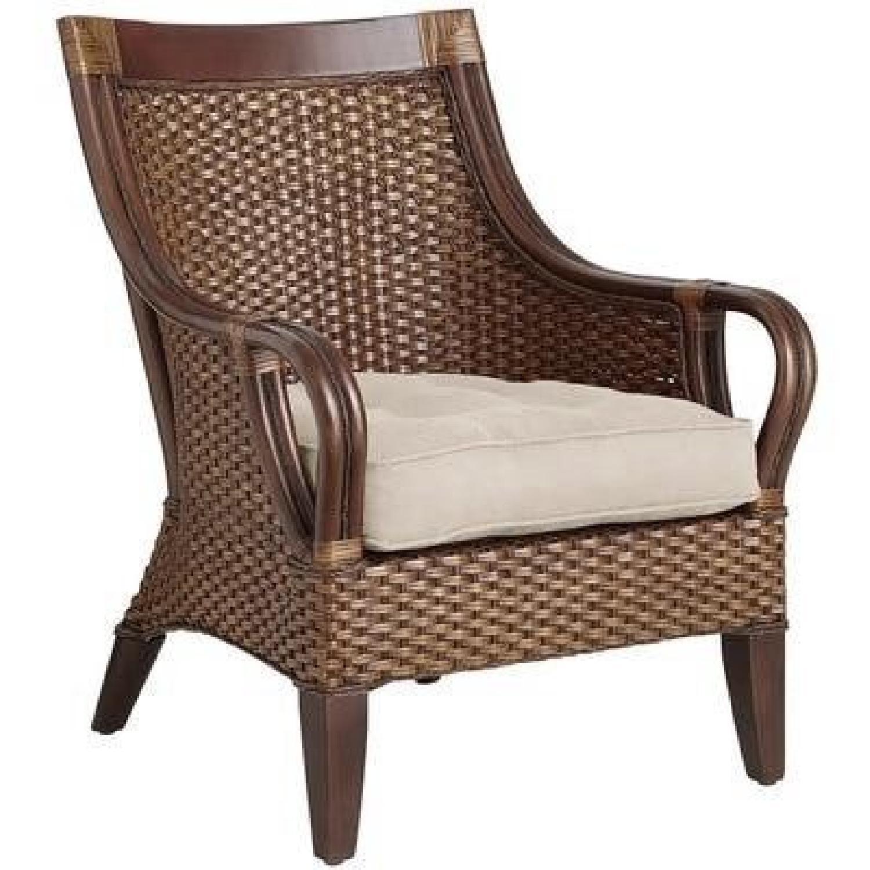 pier 1 indoor outdoor wicker chairs