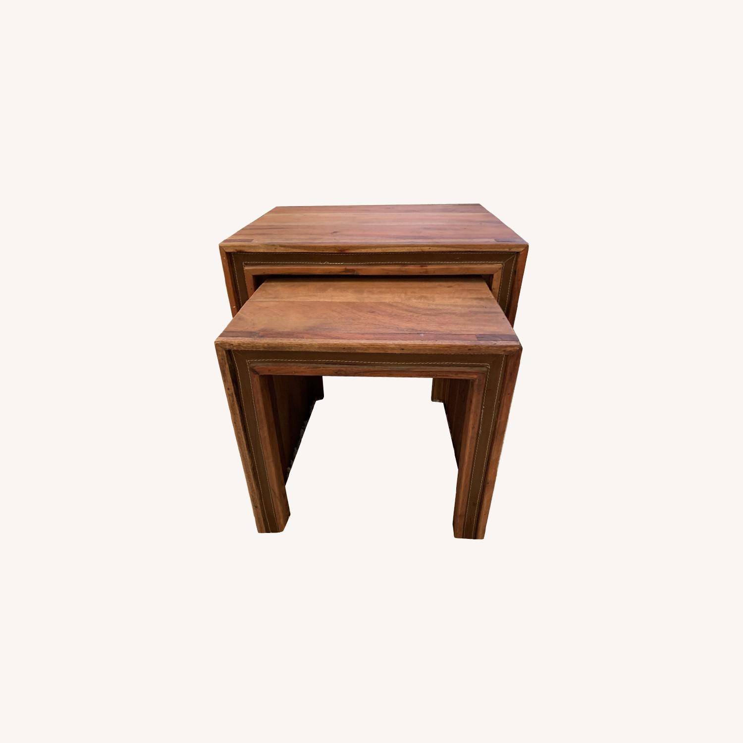 home goods nesting coffee tables