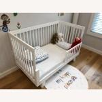 Babyletto Hudson 3 In 1 Convertible Crib Aptdeco