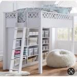 Pottery Barn Elsie Full Size Loft Bed Aptdeco