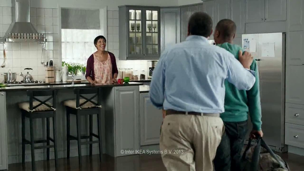 IKEA TV Commercial Dream Kitchen ISpottv