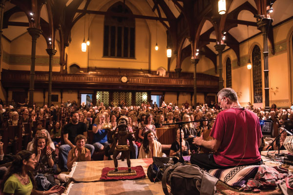 Krishna Das | Long Island Pulse Magazine