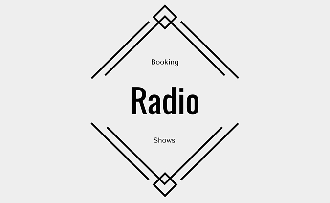 Chazz Ellis is currently booking radio shows