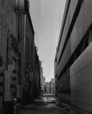 Alley A