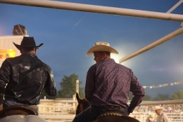 A cowboy conference