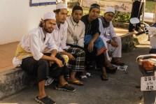 Some muslim boys waiting on the Ferry to Ko Yao Yai