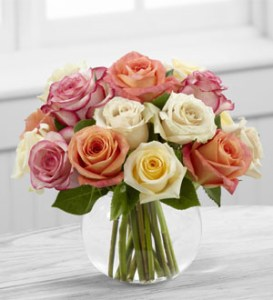 Newtown Floral Company   Newtown Florist  Newtown Flowers  Real     The FTD     Sundance       Rose Bouquet