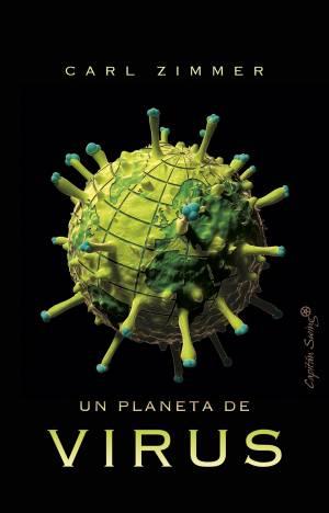 Portada de 'Un planeta de virus'