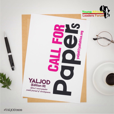 Call for  Papers: Young African Leaders Journal of Development