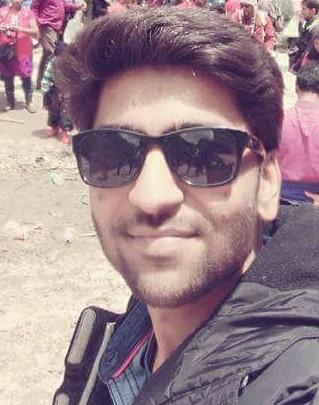Amritansh Khare Student Jaipuria Lucknow