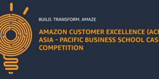 Amazon ACE Challenge 2019 Get all the insights you need