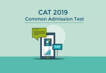 CAT 2019 notification