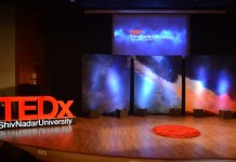 TEDxShivNadarUniversity 2019 Countdown to Launch Begins
