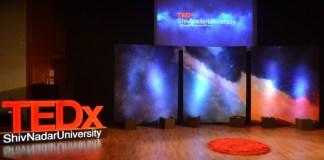 TEDxShivNadarUniversity 2019 Countdown to Launch Begins