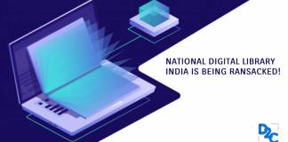 National Digital Library India is being ransacked 1