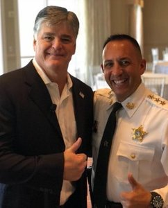 Sean Hannity's and Rick Scott's best sheriff friend in big trouble - DOJ investigates Marceno