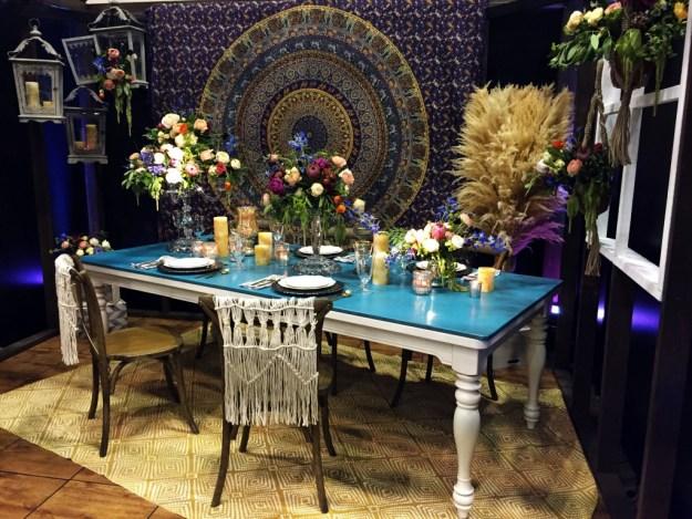 The Special Event - Bohemian Design